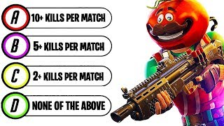 15 Questions to Determine Your Fortnite Play Style (FORTNITE TEST) Chaos