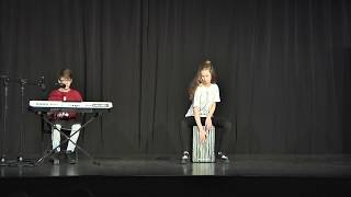 Julia i Mikolaj Korpysz Bialski Talent 2017