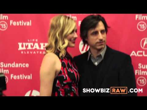 Noah Baumbach at Mistress America Sundance Film Festival Premiere