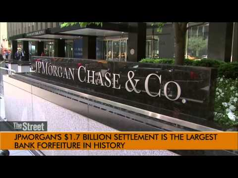 JPMorgan to Pay $1.7 Billion Settlement Over Role in Madoff Case