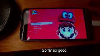 Android - Mario Odyssey Update