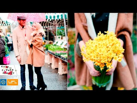 Цветочная ярмарка Kyiv Flower Market совместно с UFL