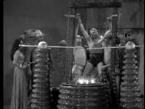 Flash Gordon (1936) Ch. 7 Serial Clip