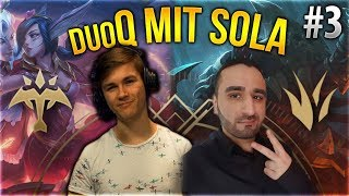 Sola x Silphi Duo Q! #3 [League of Legends] [Deutsch / German]