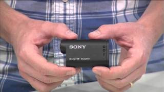 EXCLUSIVE HANDS ON_ New Sony ActionCam with HD and WI-FI (IFA 2012)