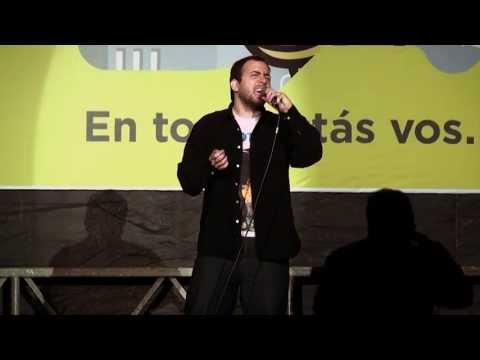 Nacho Arana - Ciudad Emergente 2012 - Stand Up
