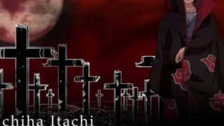 Itachi Is Seeing Red