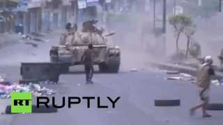 Taiz Battle: Heavy fighting erupts in Yemen streets