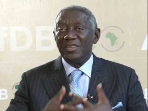 Interview with John Kufuor, Ghana's Former President