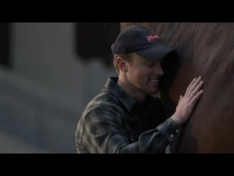 Budweiser Clydesdale Commercial - Super Bowl 2013