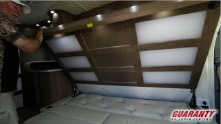 2019 Pleasure-Way Plateau XLMB Class B+ Diesel Motorhome • Guaranty.com
