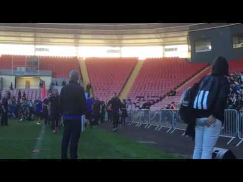 Star Radio meets the NZ All Blacks
