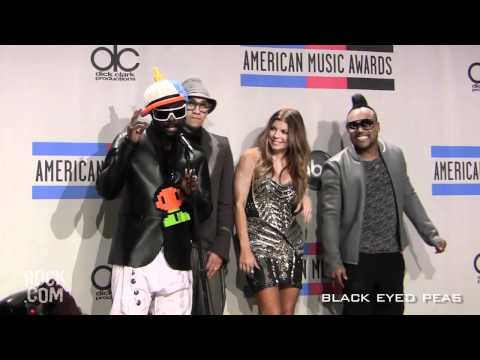 AMAs 2010 Ft. Fergie, Black Eyed Peas, Usher, Michael Buble by Martini Beerman & Rock.com