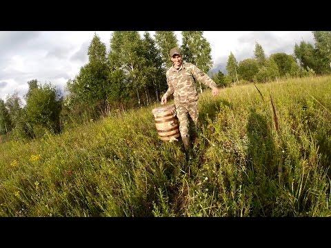 как ловить бродячий рой