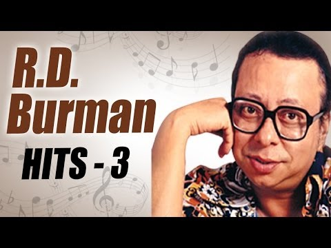 R.D. Burman Superhit Songs - Vol 3 - Pancham Top 10 - Old Hindi...