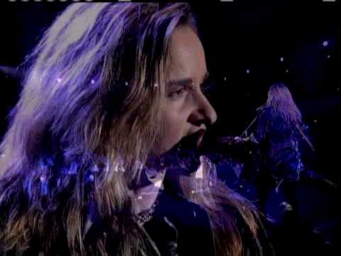 Melissa Etheridge performs in tribute to Janis Joplin 1995
