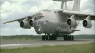 Russia long-range patrols strategic nuclear bomber takeoff & support