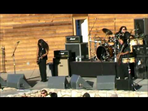 Los Lonely Boys full set Mid-State Fair 7-24-12