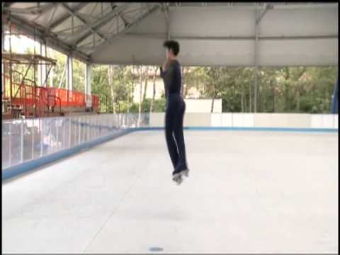 Salto Triple Flip..Video Didactico.Roberto Riva.HQ