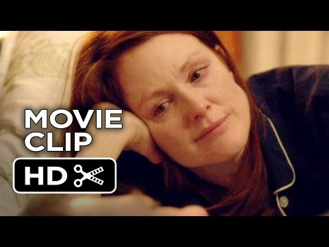 Still Alice Movie CLIP - My Brain is Dying (2015) - Julianne Moore, Alec Baldwin Movie HD