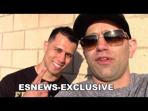 CHIA SANTANA CALLS OUT JOSE BENAVIDEZ JR EsNews Boxing