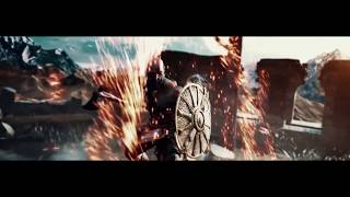 Kratos vs Thor   FIRST LOOK OUT NOW   GOD OF WAR   PS4 TRAILER