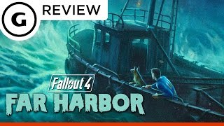 Fallout 4 Far Harbor - Review