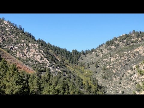 Hualapai Mountains, Kingman, Arizona RV Camping Picture Tour