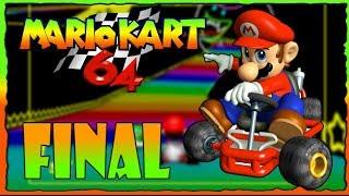 Mario Kart 64 FINAL - Una copa muy Special! :D
