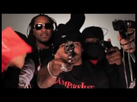 Jim Jones - Red Rum   P*ssy (feat. Byrdgang & Trav) video