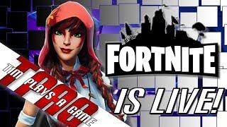 [LIVE] Fortnite (Nintendo Switch) – TPAG (10/22/18)