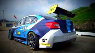 Subaru Isle of Man Challenge Car: Tech Specs with Mark Higgins