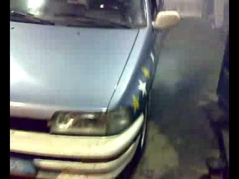Daihatsu Charade Turbo. Daihatsu Charade Turbo Umbau!