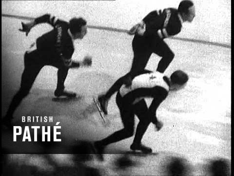 Speed On Ice Aka Indoor Ice Skating Lner (1938)
