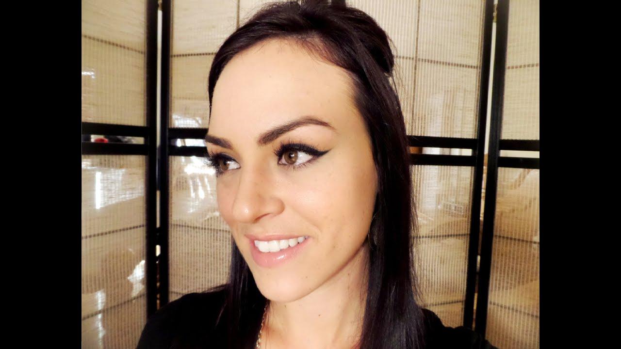 Tutoriel de maquillage comment faire son eyeliner youtube - Faire son maquillage maison ...