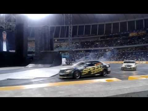 Top Gear In Durban South Africa 2013 [Show]