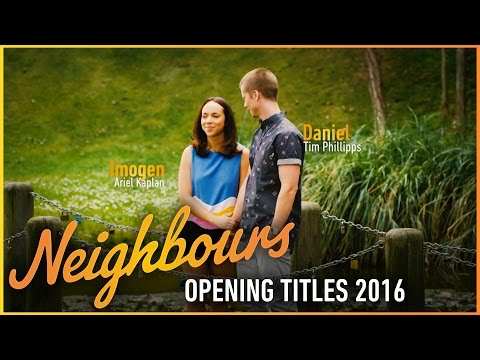 Neighbours 2016 Opening Titles