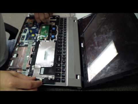 Acer Aspire V3 AC DC Power Jack Repair