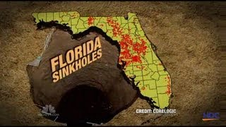 Sinkhole Alley In America