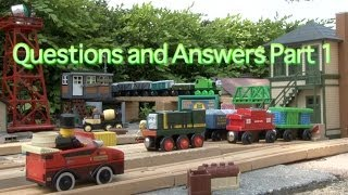 Questions and Answers Part 1