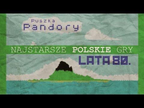 Najstarsze Polskie Gry Komputerowe - 30 Lat Przed Wiedźminem 3 [tvgry.pl]