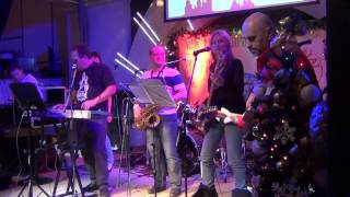 ROL Band at CCTLD.RU Party new year 2014