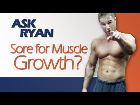 Training Fasted? Stretching? Sore for Muscle Growth?