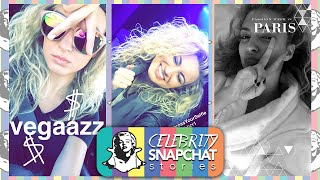 TORI KELLY September 2015 Snapchat Story
