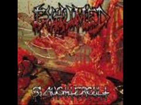 Exhumed - Decrepit Crescendo