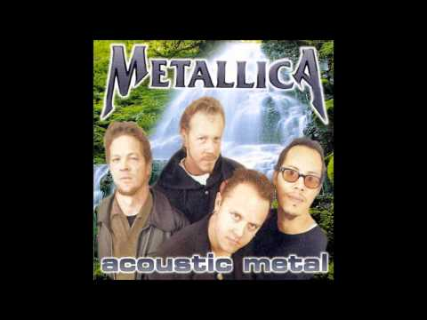 Metallica - Nothing Else Matters [Acoustic Metal]