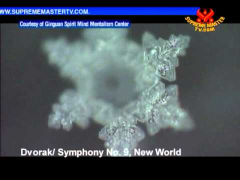 The Power of the Word: Dr. Masaru Emoto and Water Crystals (2/2)
