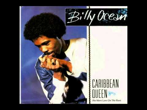 Billy Ocean - Caribbean Queen (No More Love on the Run) - 1984
