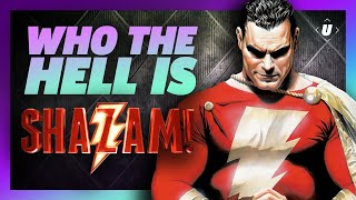 Who The Hell Is Shazam?