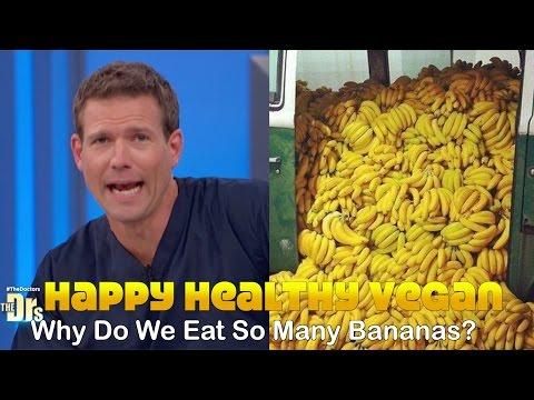 Why Do We Eat So Many Bananas?